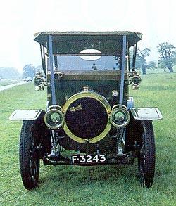 The Story Of The Bentall Car Built In Heybridge