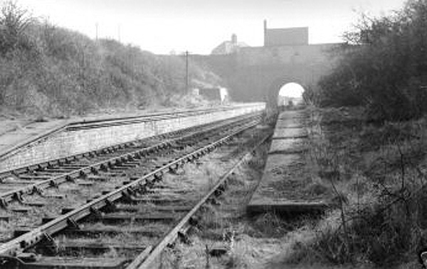 The history of the railway lines to Maldon